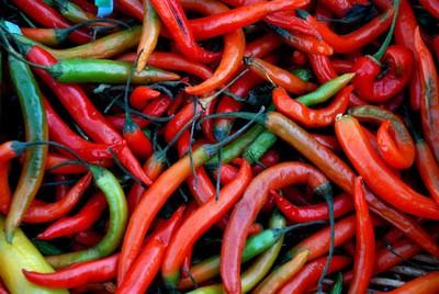 Benefits of chili