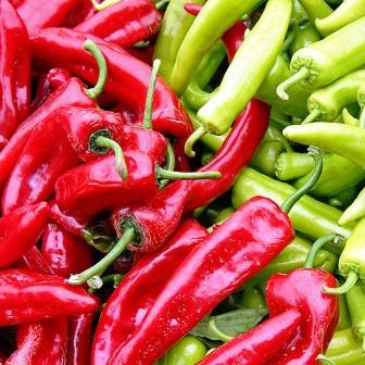Chili benefits