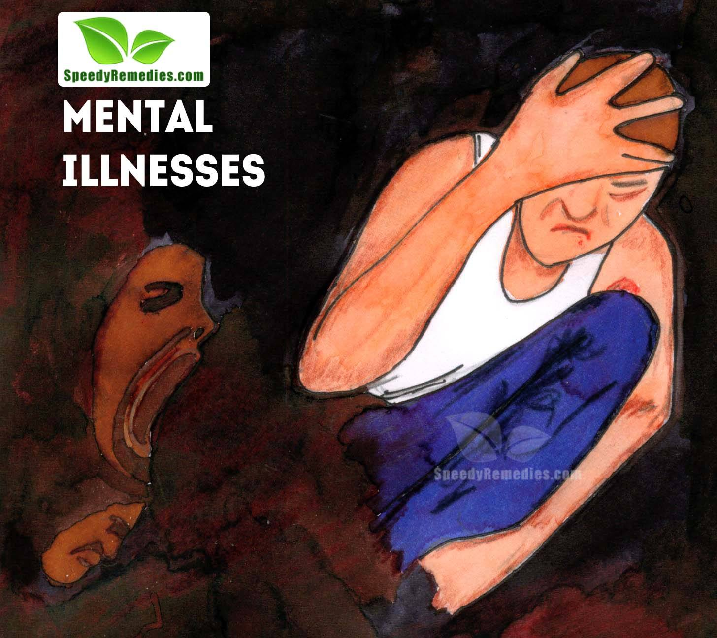 mental illnesses Learn more from webmd about the different types of mental illness.