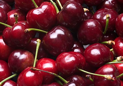 Cherries for skin