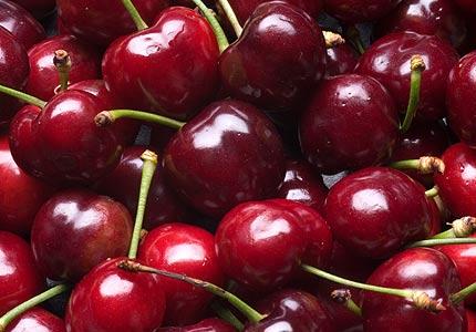 Cherries for skin
