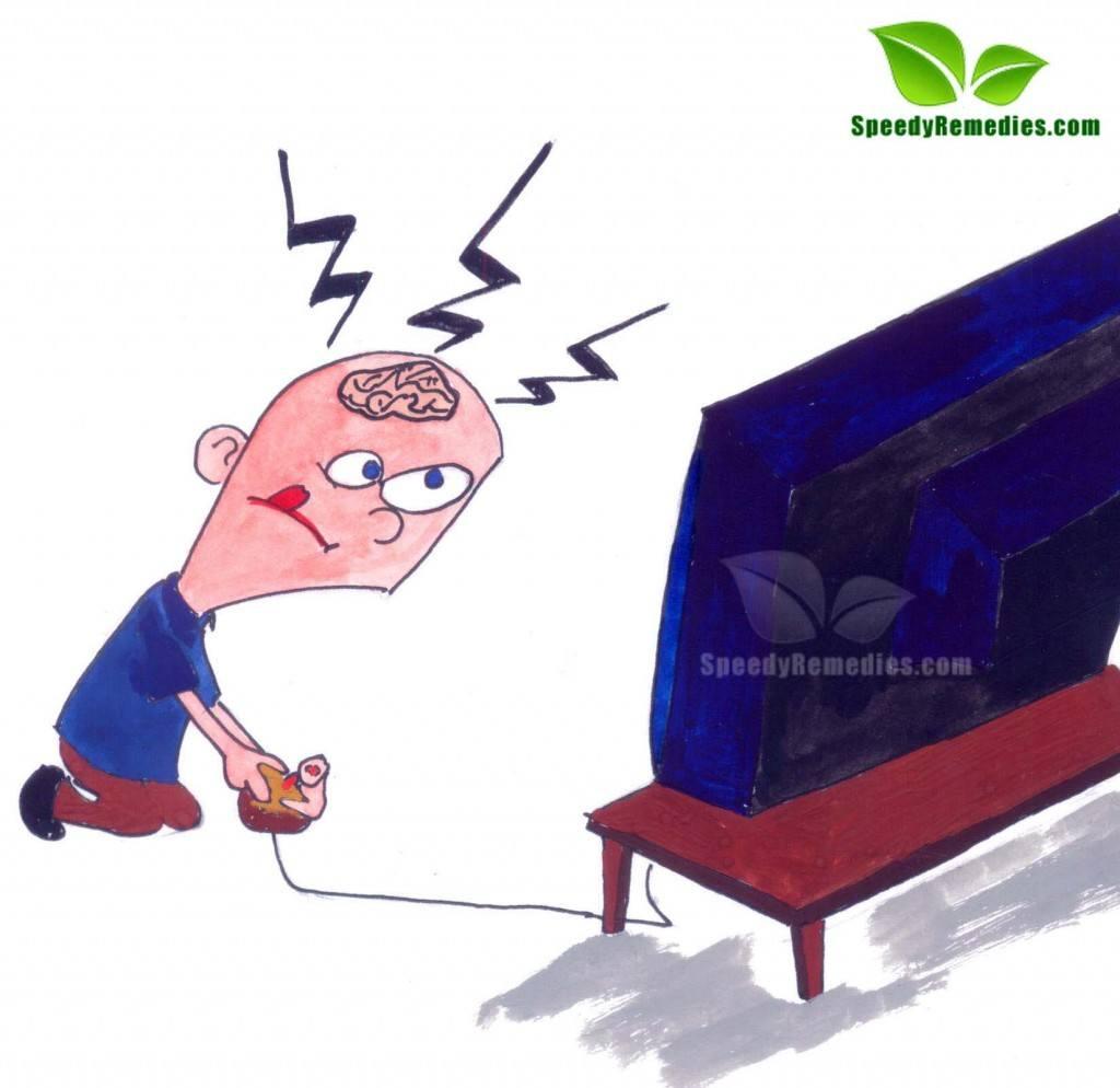 video games boost brain powerf