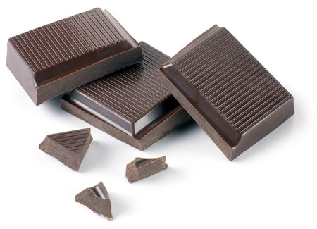 dark choc - Increase your memory by food !
