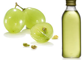 Grapeseed oil for beauty