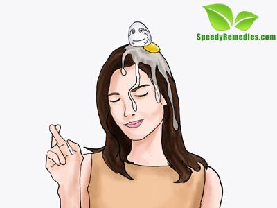 Hair growth egg
