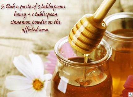 Honey cinnamon