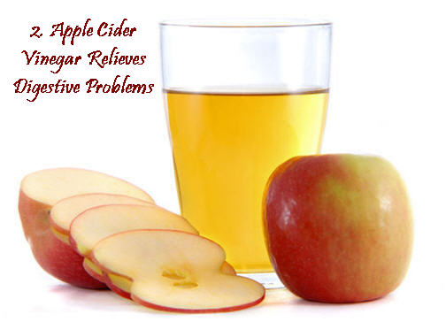 ACV for digestive problems