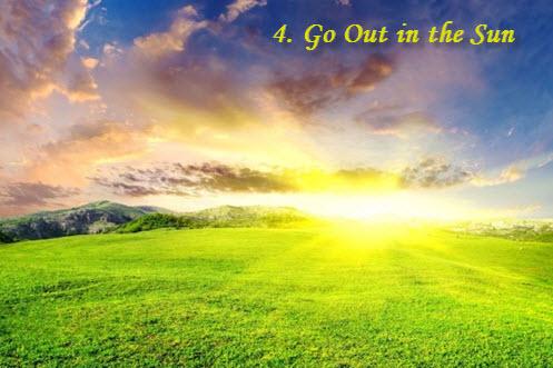 Getout in the sun
