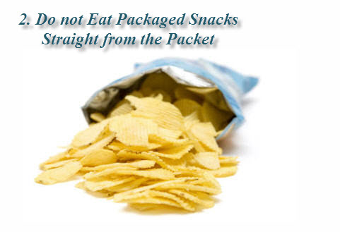 Overeating chips