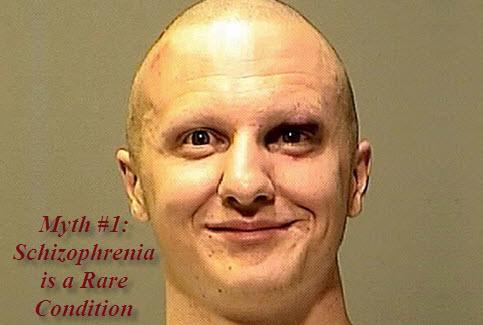 Schizophrenia rare condition