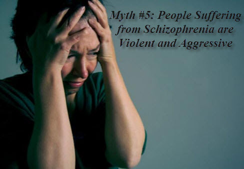 Schizophrenia symptoms