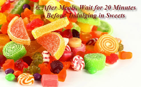 Sugar craving