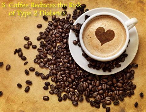 Coffee diabetes risk