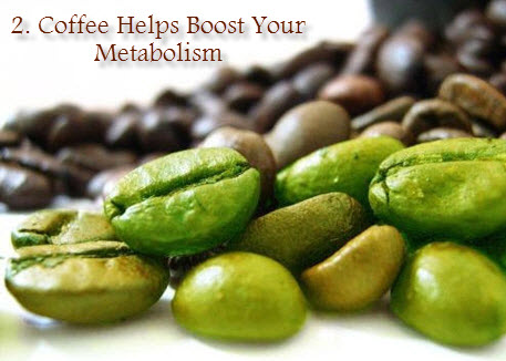 Coffee metabolism