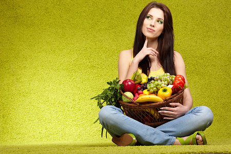 Veg diet for weight gain
