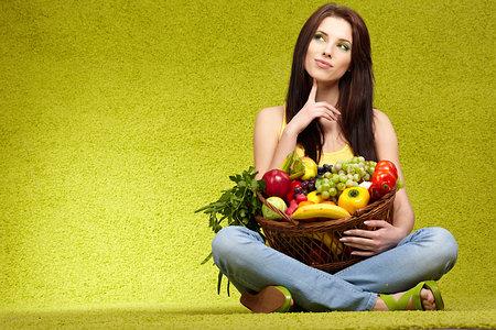 Veg diet for weight gain