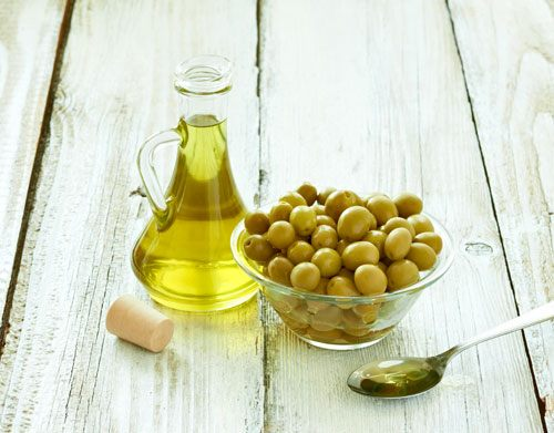 an experiment to determine the present fatty acids in olive oil and a comparative evaluation of the