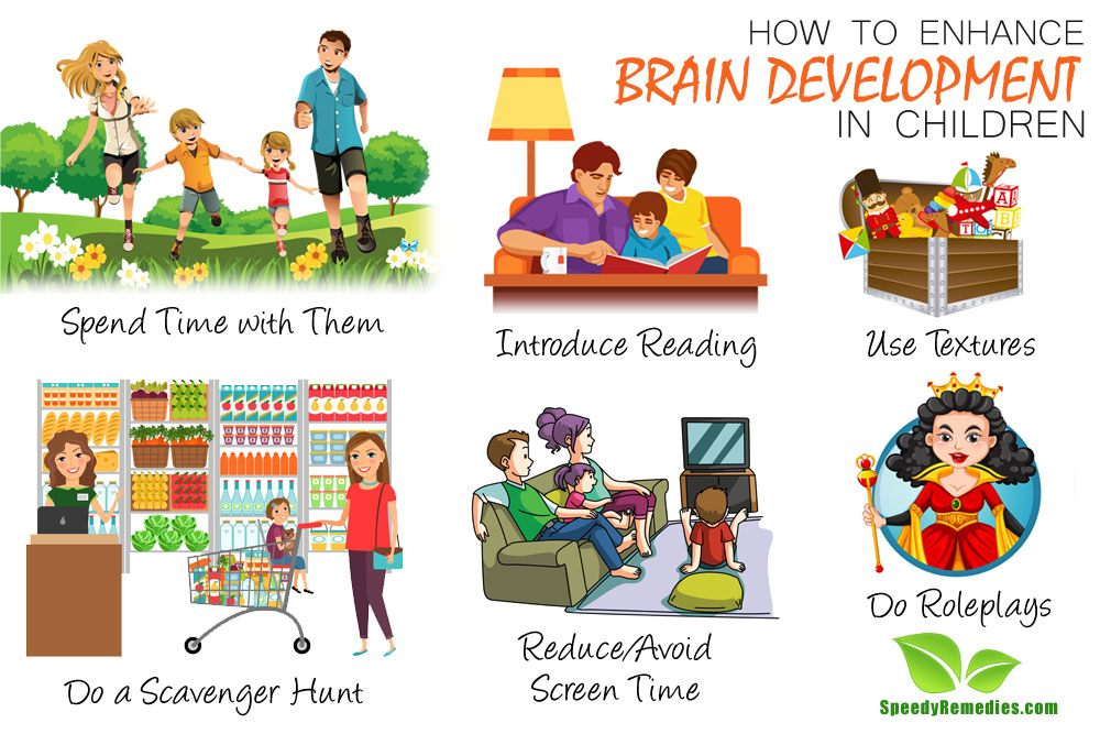 enhance brain development in children
